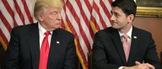 Trump declara guerra... aos membros do próprio partido