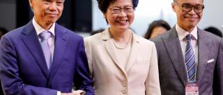 """China: Eleição em Hong Kong foi justa e Carrie Lam """"cumpre os padrões"""""""