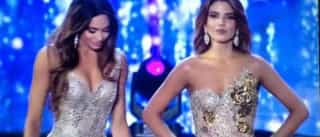 Perde final da Miss Colômbia e o seu 'mau perder' torna-se viral