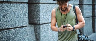 Afinal, o Tinder não está a ser usado como aplicação de encontros