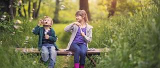 Crianças que brincam ao ar livre protegem mais a natureza em adultos