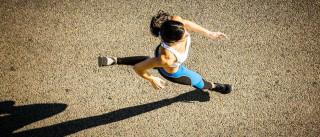 Correr uma maratona pode ser tão penosa como cirurgia cardíaca