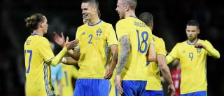 Ronaldo retorna a casa no dia do 'bailinho' sueco