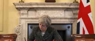 That's it. Reino Unido já entregou carta formal do Brexit em Bruxelas