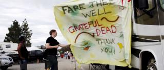 Amazon prepara série sobre a banda Grateful Dead