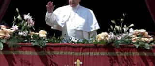 """Papa quer que viagem ao Egito seja """"mensagem de fraternidade"""""""