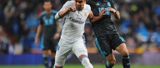 """""""Morri de vergonha quando cheguei ao balneário do Real Madrid"""""""
