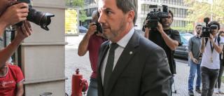 Claques ilegais, 'Porta 18' e cartilha: Bruno de Carvalho arrasa Vieira