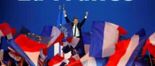 Macron ganha segunda volta com mais de 60%, segundo sondagens