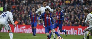 Gesto de Ronaldo e Messi está a sensibilizar os adeptos