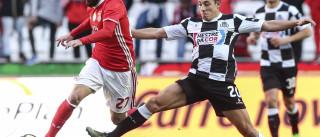 Boavista não vai permitir adereços do Benfica nas bancadas de sócio
