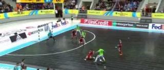 Ricardinho fintou um, sentou outro e marcou um grande golo