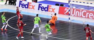 Sporting defronta Inter Movistar na final após show de Ricardinho