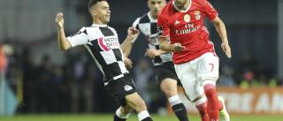Recurso é aceite e Samaris poderá jogar final da Taça de Portugal