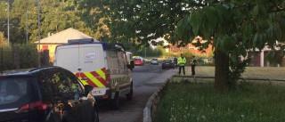 Raide relacionado com atentado resultou na detenção de uma mulher