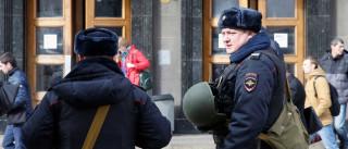 Desmantelada célula jihadista suspeita de preparar um atentado na Rússia