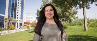 Inês Sousa Real é a candidata do PAN na corrida autárquica a Lisboa