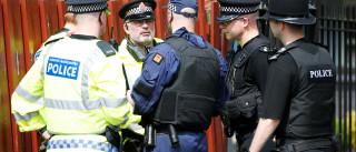 """""""Grande parte"""" da rede foi detida, anuncia polícia britânica"""