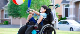A casa que dá férias a famílias de crianças com necessidades especiais