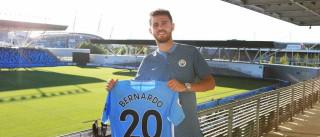 Oficial: Bernardo Silva assina pelo Manchester City