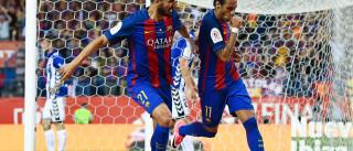 Espanhóis elogiam exibição de André Gomes, o lateral direito improvisado