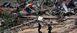 Inundações no Sri Lanka causam 146 mortes e 112 desaparecidos