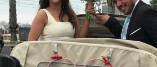Filha de Bibá Pitta é agora uma mulher casada
