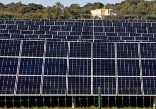 EDP tem projeto-piloto com painéis solares flutuantes em barragem