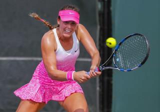 Michelle de Brito quer chegar ao 'qualifying' de Roland Garros