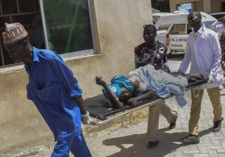 Bombistas-suicidas explodiram-se num mercado na Nigéria