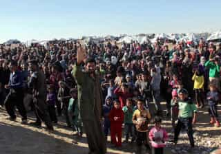 Banco Mundial desbloqueia 300 milhões de dólares para refugiados sírios