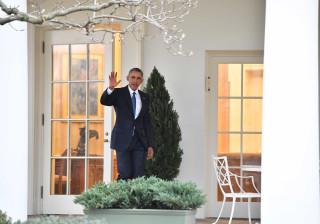 Trump e Obama reúnem na Casa Branca para uma última reunião