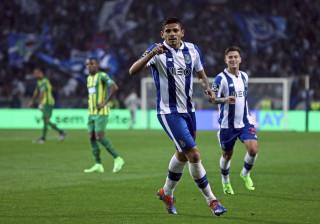 FC Porto sem indisponíveis e sem Rui Pedro na preparação para a Juventus