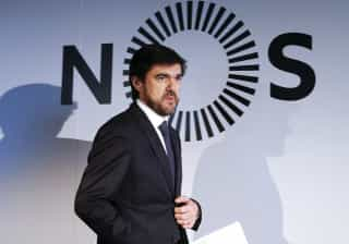 Lucro da NOS sobe 28,7% para 31,4 milhões euros no 1.º trimestre