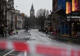 Revelada a identidade do atacante de Londres