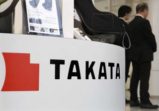 Takata suspende cotação na bolsa depois de divulgado plano de bancarrota