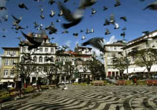 Prédios do Centro Histórico de Guimarães estão isentos de IMI