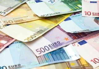 Taxas Euribor descem a 6 meses e mantêm-se a 3, 9 e 12 meses