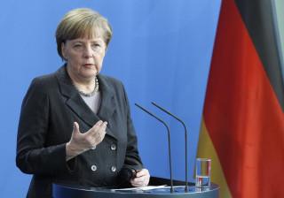 Merkel acredita em solução de dois Estados no conflito Israel-Palestina