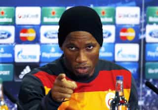 Próximo clube de Didier Drogba é surpreendente