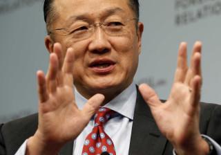 Jim Yong Kim reconduzido como presidente do Banco Mundial