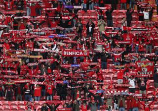 Adeptos 'obrigam' Benfica a pagar multa pesada