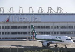 Alitalia em risco de falência após chumbo dos trabalhadores