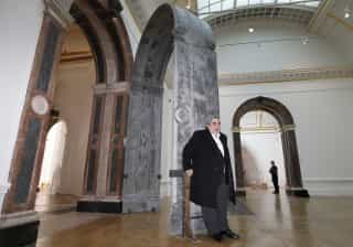 Exposição sobre a obra do arquiteto Souto de Moura no Convento de Cristo