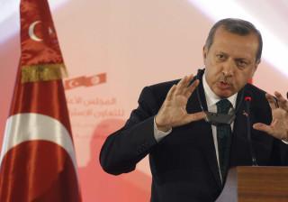 """Turquia vai lutar contra o terrorismo """"até ao fim"""""""
