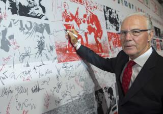 Beckenbauer novamente investigado pelas autoridades suíças