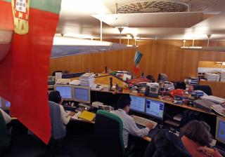 Dívida de Portugal a subir nos principais prazos