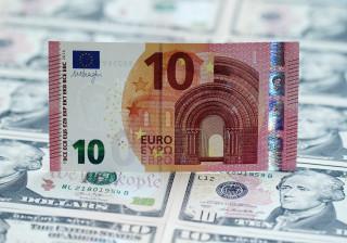 Euro continua queda. Moeda europeia não consegue recuperar o fôlego