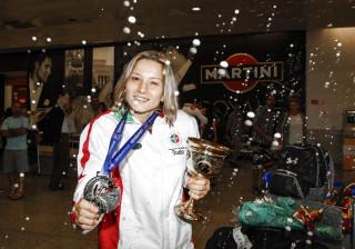 Telma Monteiro 'culpa' Vieira pela conquista da medalha Olímpica
