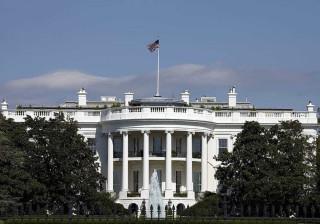 Casa Branca encerrada devido a pacote suspeito